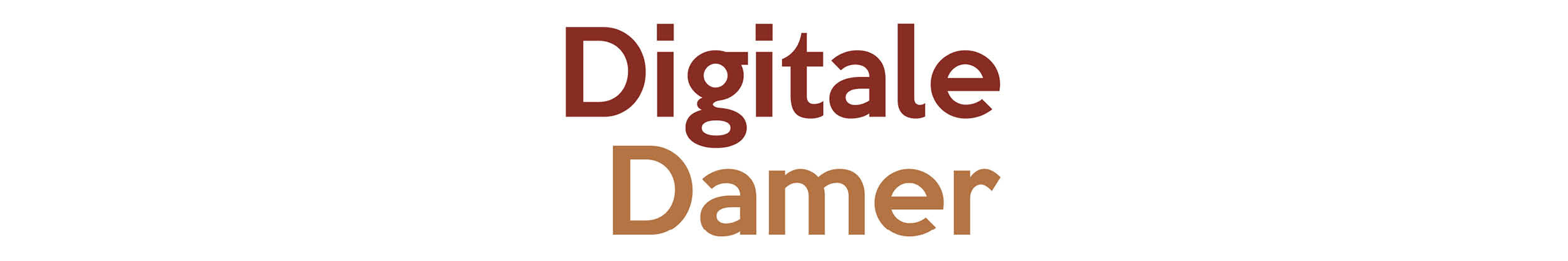 Digitale Damer