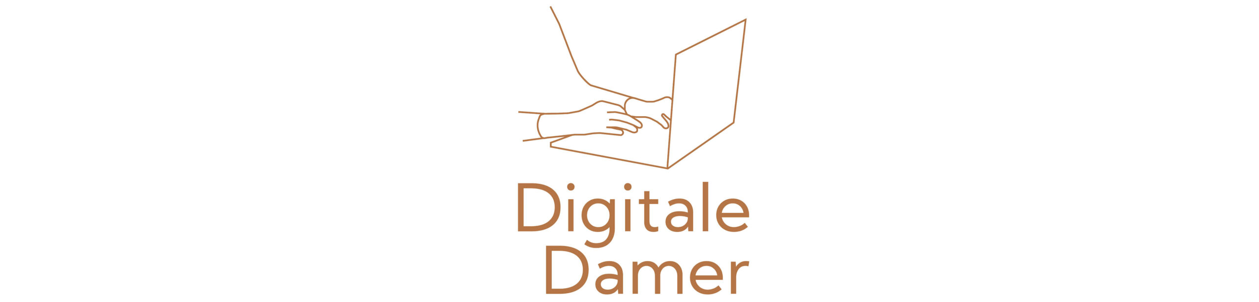 Digitale Damer cover logo